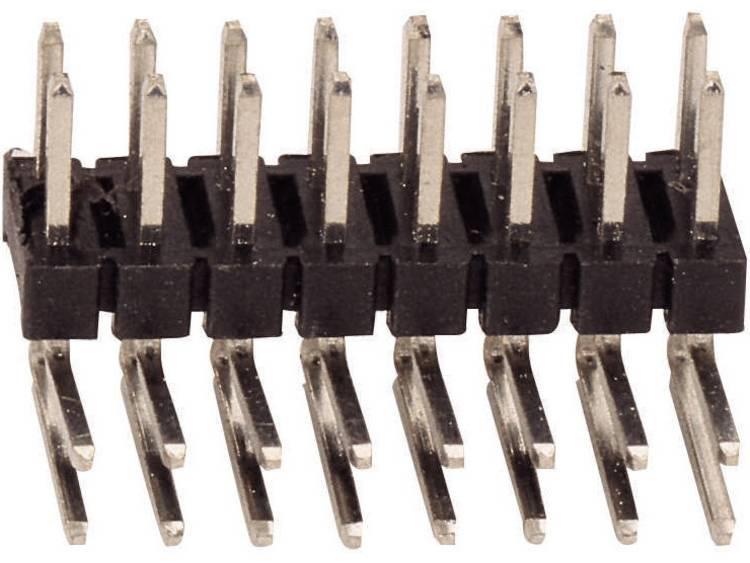 BKL Electronic Male header (standaard) Aantal rijen: 2 Aantal polen per rij: 17 10120177 1 stuks