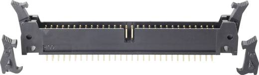BKL Electronic Male connector Met hendel kort/lang Rastermaat: 2.54 mm Totaal aantal polen: 34 1 stuks