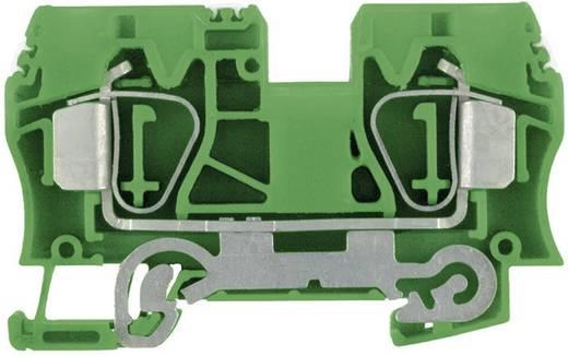 Weidmüller ZPE 16 Beschermingsleiding-klem ZPE Groen-geel 1 stuks