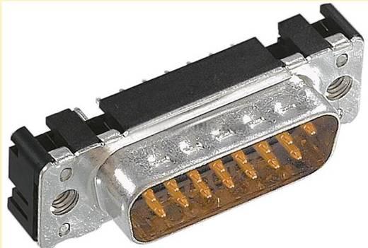 Harting 09 65 461 671 3 D-SUB male connector 180 ° Aantal polen: 37 Solderen 1 stuks