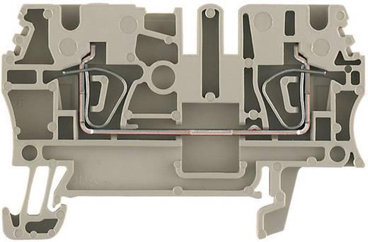 Weidmüller ZDU 2.5 Doorvoer-serieklemmen ZDU beige Beige 1 stuks