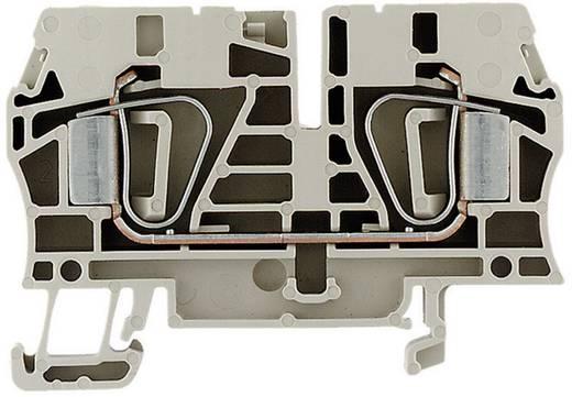 Weidmüller ZDU 6 Doorvoer-serieklemmen ZDU beige Beige 1 stuks