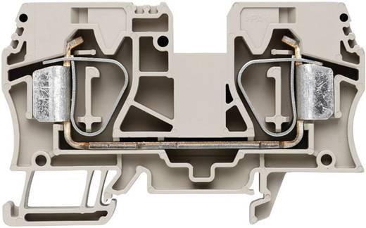 Weidmüller ZDU 16 Doorvoer-serieklemmen ZDU beige Beige 1 stuks