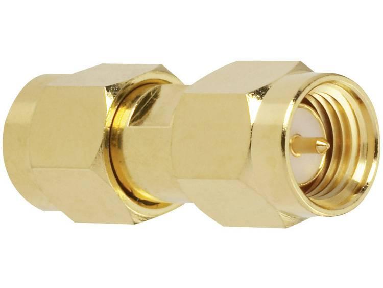 Amphenol SMA2071A1-3GT50G-50 SMA-stekker SMA-adapter SMA-stekker 1 stuks