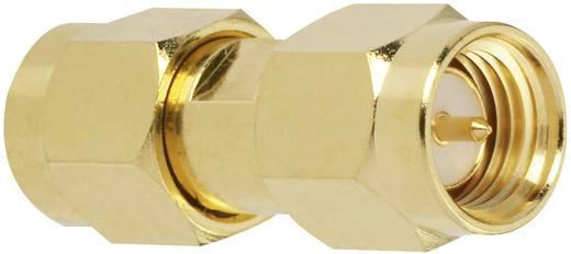 Amphenol SMA2071A1-3GT50G-50 SMA-stekker - SMA-adapter SMA-stekker 1 stuks