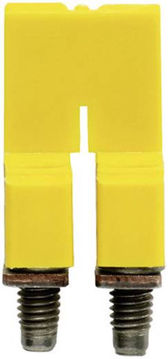 Dwarsverbinder WQV 4/10 1052060000 Geel Weid