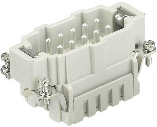 Stekker inzetstuk Han® E 09 33 006 2616 Harting 6 + PE Cage clamp 1 stuks