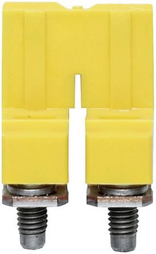 Dwarsverbinder WQV 6/2 1052360000 Geel Weidm