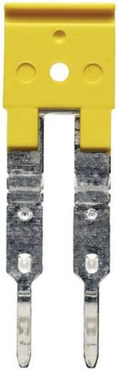 Dwarsverbinder ZQV 2.5/2 1608860000 Geel Weidmüller 1 stuks
