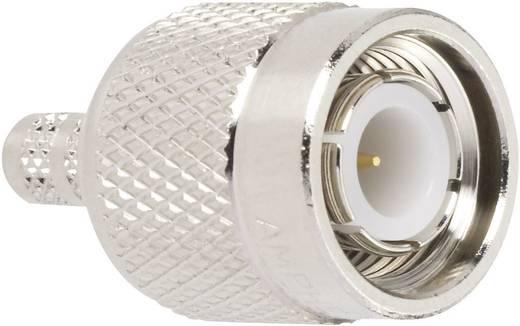 Amphenol T1121A1-ND3G-1-50 TNC-connector Stekker, recht 50 Ω 1 stuks
