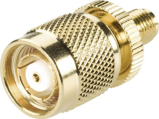 BKL Electronic 419418 SMA-bus - TNC-reverse-connector TNC-reverse-stekker 1 stuks