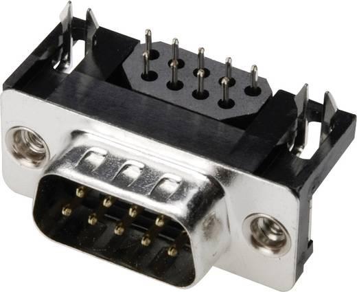 ASSMANN WSW A-DS 25 A/KG-F D-SUB male connector 90 ° Aantal polen: 25 Solderen 1 stuks