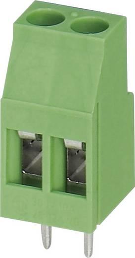 Klemschroefblok 2.50 mm² Aantal polen 6 MKDS 3/ 6 Phoenix Contact Groen 1 stuks