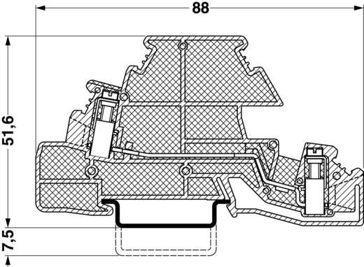 3-laags installatieklem