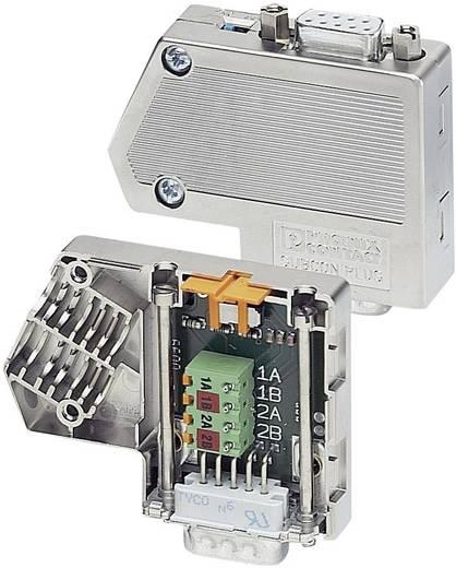 Phoenix Contact SUBCON-PLUS-PROFIB 2744348 SUBCON PLUS Profibus connector tot 12 MBit/s Aantal polen: 9 Inhoud: 1 stuks