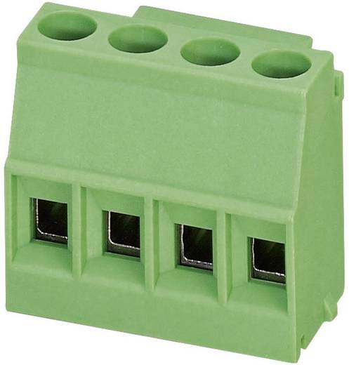 Klemschroefblok 1.50 mm² Aantal polen 12 MKDS 1,5/12-5,08 Phoenix Contact Groen 1 stuks