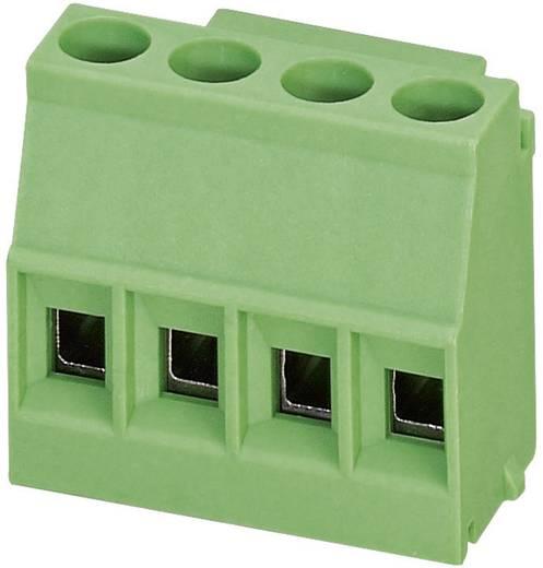Klemschroefblok 2.50 mm² Aantal polen 4 MKDSO 2,5/ 4-L Phoenix Contact Groen 1 stuks