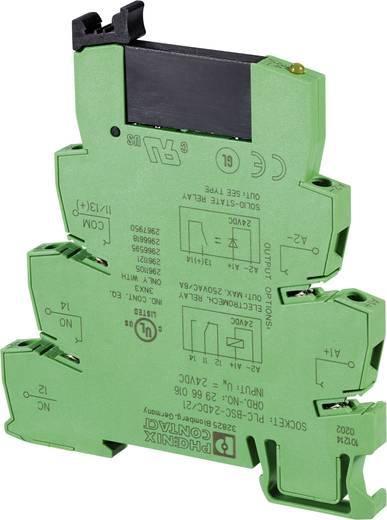 Phoenix Contact PLC-OSC- 24DC/48DC/100 Interfacerelais 1 stuks Schakelspanning (max.): 33 V/DC