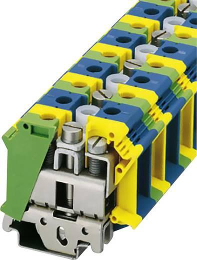 Phoenix Contact UIK 35-PE/N PE/N-voedingsblok Groen-geel, Blauw Inhoud: 1 stuks