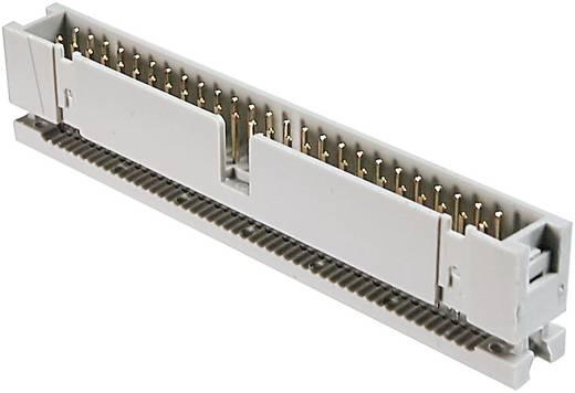 ASSMANN WSW Male connector Rastermaat: 2.54 mm Totaal aantal polen: 10 1 stuks