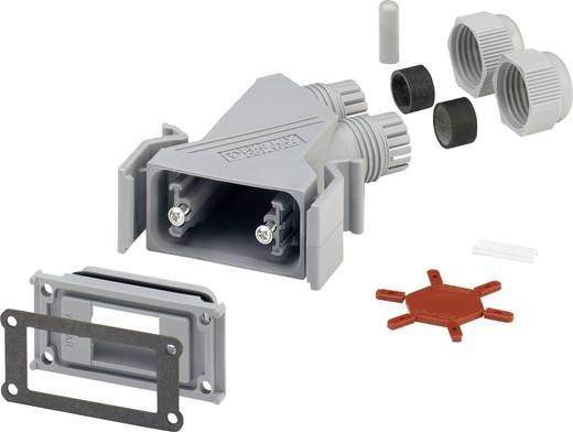 Phoenix Contact VS-09-SET-STD IP-67-DSUB stekker VARIOSUB Aantal polen: 9 Inhoud: 1 stuks