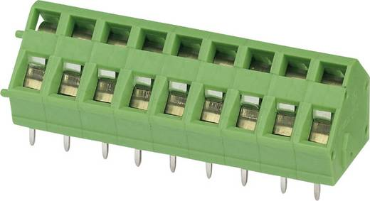 Veerkachtklemblok 2.50 mm² Aantal polen 1 ZFKDS 2,5-5,08 L Phoenix Contact Groen 1 stuks