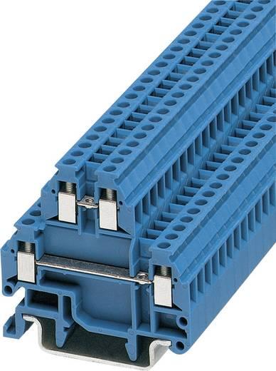 Phoenix Contact MTTB 1,5 BU Mini-dubbeldeksklem Blauw Inhoud: 1 stuks