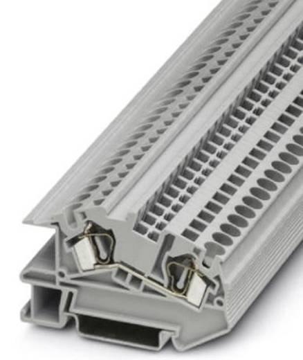 Phoenix Contact STI 4 Trekveer doorgangs installatieklem Grijs Inhoud: 1 stuks