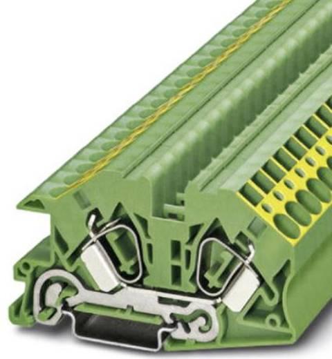 Phoenix Contact STI 10-PE PE-randaardeklem Groen-geel Inhoud: 1 stuks