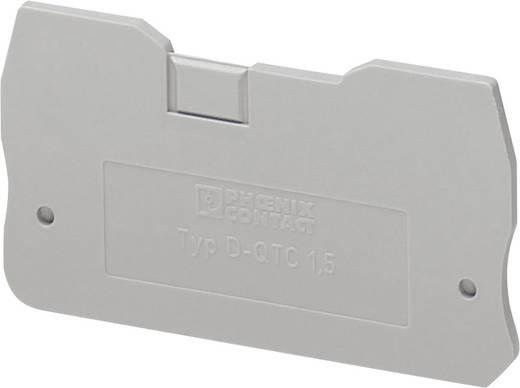 Phoenix Contact D-QTC 1,5 Deksel Geschikt voor: QTC 1,5, QTC 1,5-PE. 1 stuks