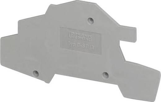 Phoenix Contact D-STI/3 Deksel Geschikt voor: STI 2,5-PE/L/N, STI 2,5-PE/L/NT, STI 2,5-PE/L/L, STI 2,5-L/L, STI 2,5-L 1 stuks