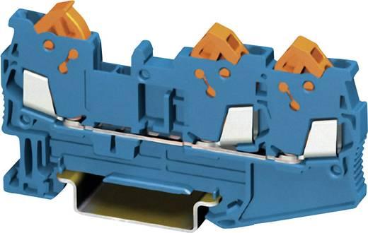 Phoenix Contact QTC 1,5-TWIN BU Twin-klem Blauw Inhoud: 1 stuks