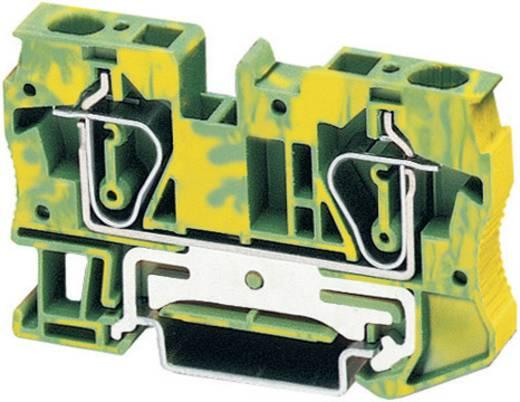 Phoenix Contact ST 10-PE Trekveer-randaardeklem Groen-geel Inhoud: 1 stuks
