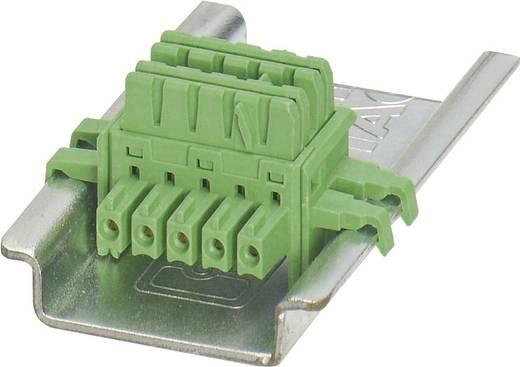Phoenix Contact ME 6.2 TBUS-2 1.5/5-ST-3.81 GN 2869728 Draagrail-busverbinder 1 stuks