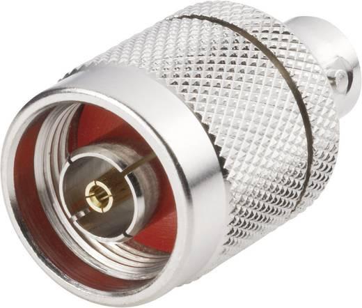 BKL Electronic 419630 BNC-bus - N-adapter N-reverse-stekker 1 stuks