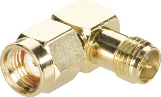 BKL Electronic 419106 SMA-reverse-bus - SMA-reverse-adapter SMA-reverse-stekker 1 stuks