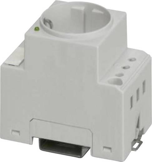 Phoenix Contact SD-D/SC/GY Stopcontact voor DIN-rail 1 stuks