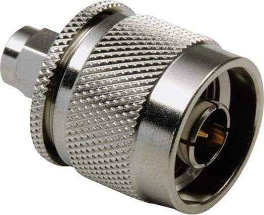 BKL Electronic 0419107 N-stekker - SMA-reverse-adapter SMA-reverse-stekker 1 stuks
