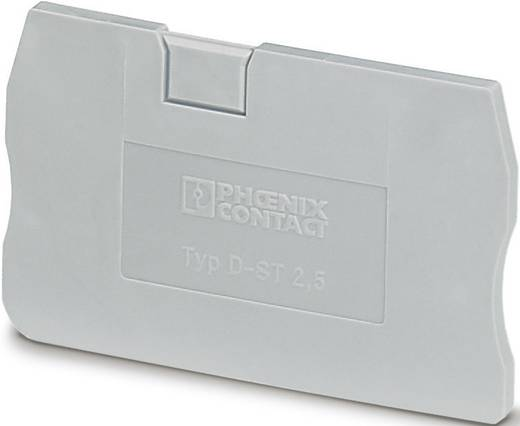 Phoenix Contact D-ST 2,5 Deksel Geschikt voor: ST 1,5, ST 2,5, PT 2,5 1 stuks