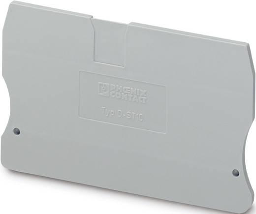 Phoenix Contact D-ST 10 Deksel Geschikt voor: ST 10 1 stuks