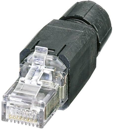 Phoenix Contact VS-08-RJ45-5-Q/IP20 RJ45-aansluitstekker IP20 - cat. 5e Aantal polen: 8P8C Inhoud: 1 stuks