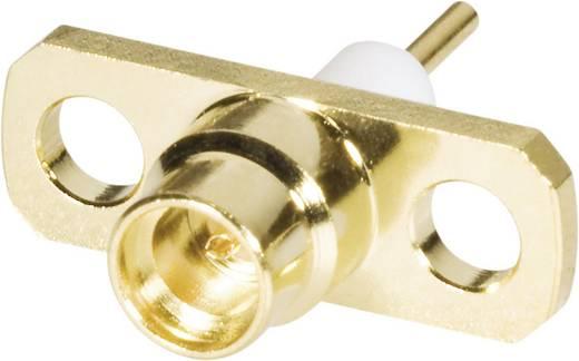 BKL Electronic 416700 MMCX-connector Stekker, inbouw verticaal 50 Ω 1 stuks