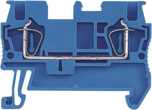 Phoenix Contact ST 1,5 BU Trekveer-doorgangsklem ST Blauw Inhoud: 1 stuks