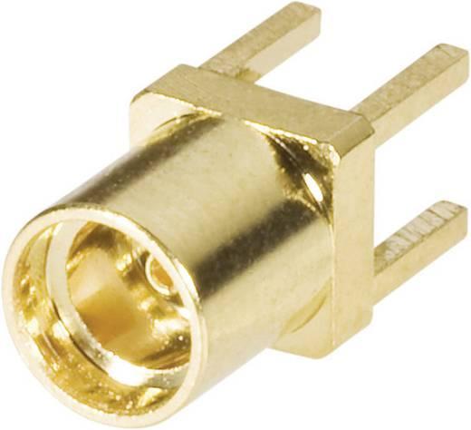 BKL Electronic 0416702 MMCX-connector Stekker, inbouw verticaal 50 Ω 1 stuks