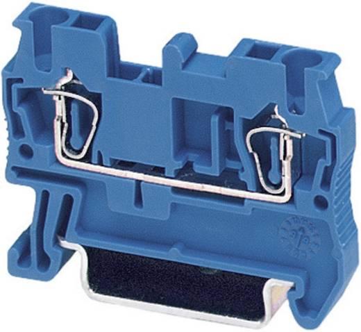 Phoenix Contact ST 2,5 BU Trekveer-doorgangsklem ST Blauw Inhoud: 1 stuks