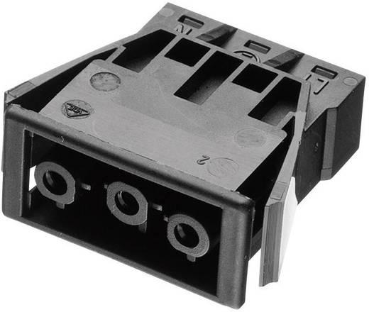 Netstekker Serie (connectoren) AC Bus, inbouw verticaal Totaal aantal polen: 2 + PE 16 A Wit Adels-Contact AC 166 GEBU/