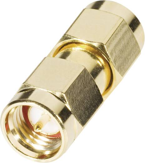 BKL Electronic 419114 SMA-stekker - SMA-reverse-adapter SMA-reverse-stekker 1 stuks