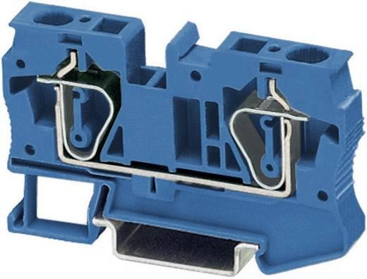 Phoenix Contact ST 6 BU Trekveer-doorgangsklem ST Blauw Inhoud: 1 stuks