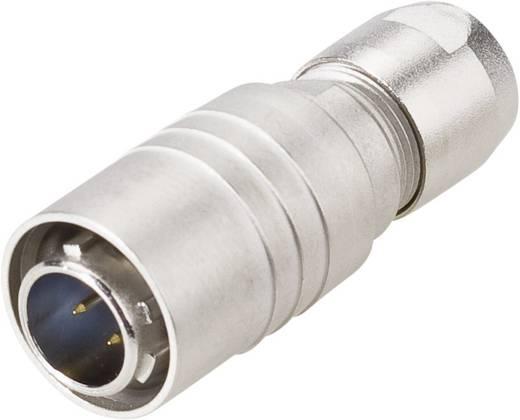 Kabelstekkers-Serie HR10 Kabelstekker stift Hirose Electronic HR10-7P-4P(73) Aantal polen: 4