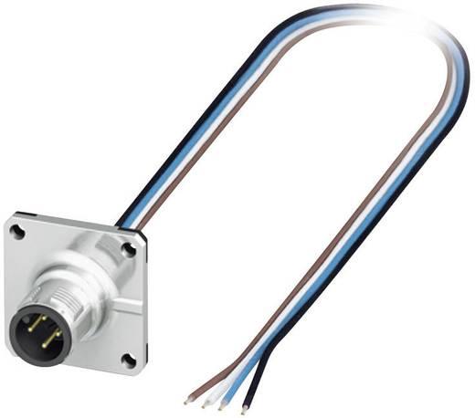 Phoenix Contact SACC-SQ-M12MS-4CON-25F/0,5 M12 sensor-/actor inbouwstekker Aantal polen: 4 Inhoud: 1 stuks